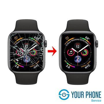 Thay màn hình đồng hồ Apple Watch Series 5 chính hãng