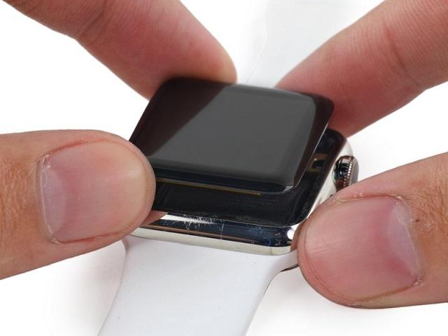 Thay màn hình đồng hồ Apple
