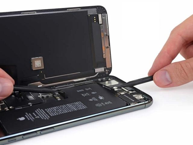 Thay màn hình iPhone 11 Pro Max zin