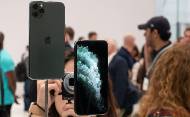 Điện thoại iPhone 11 Pro Max