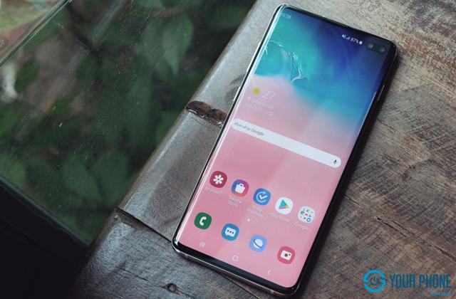 Thay màn hình Samsung S10 khi máy bị lỗi cảm ứng