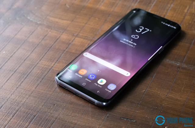 Thay màn hình Samsung S8 plus tại Yourphone