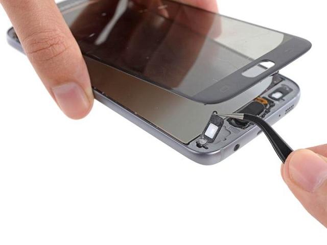 Thay mặt kính điện thoại Samsung S9 Plus