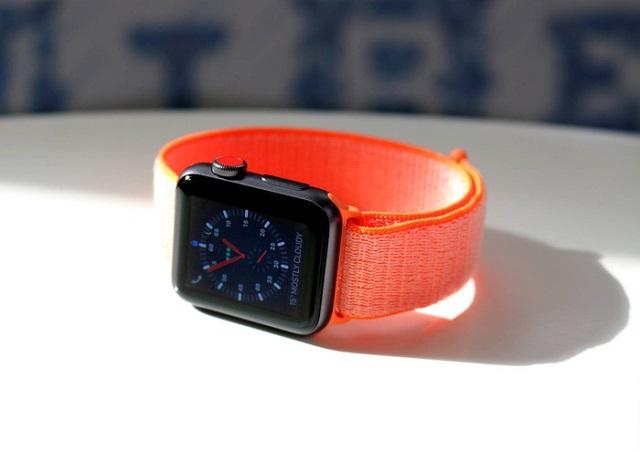 Thời gian hoàn thành việc thay màn Apple Watch Series 2 là bao lâu?