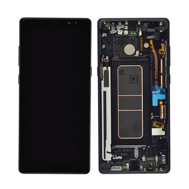 Việc thay màn hình Note 8 được thực hiện khi màn hình bị vỡ, xuất hiện điểm chết,…