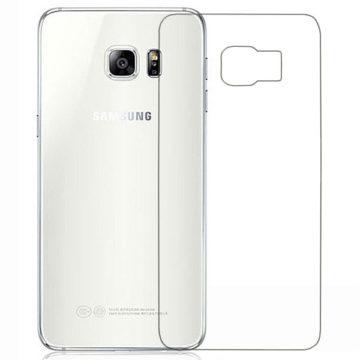 Vỏ lưng với kính cường lực trong suốt của Samsung S6.