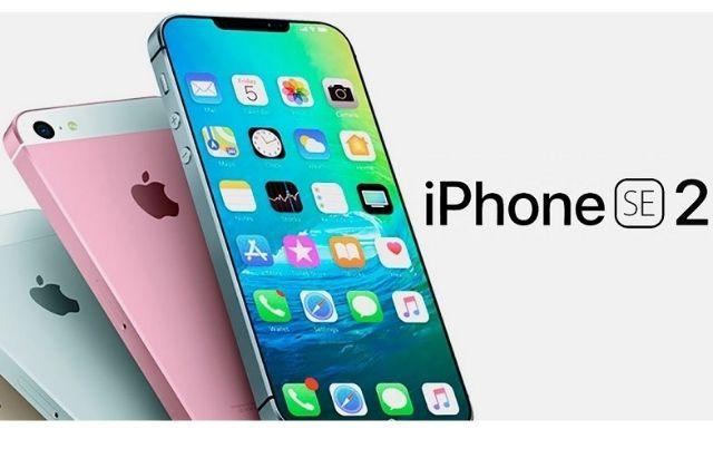 Hé lộ những hình ảnh đầu tiên về iPhone SE 2