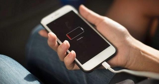 Tình trạng bảo trì pin trên iPhone