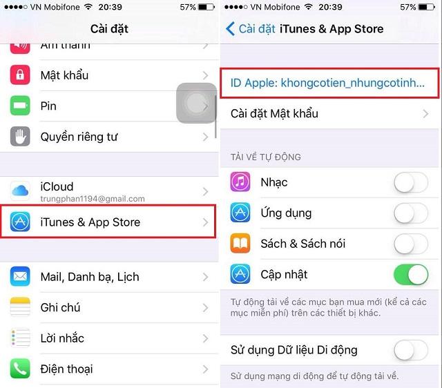 Cách giải quyết khi gặp sự cố đăng nhập ID Apple không được