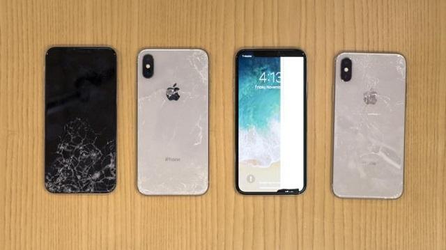 Cấu tạo mặt kính iPhone XS