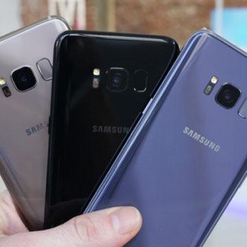 Thay nắp lưng Samsung S9 Plus