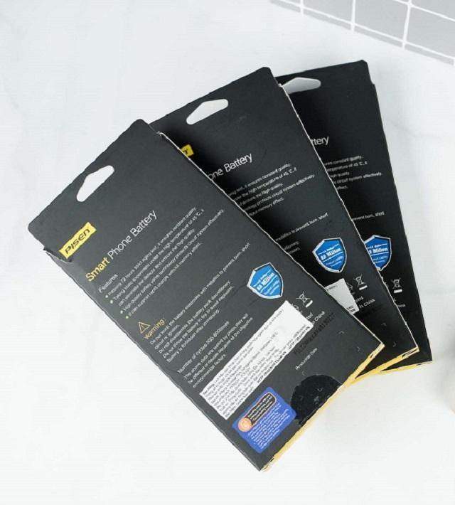 Pin Pisen chất lượng cao mà lại có giá thành phải chăng, phù hợp với nhiều khách hàng