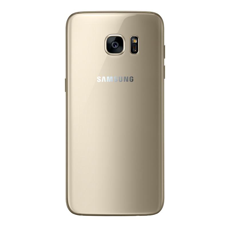 Samsung S7 Edge cíó thiết kế vuốt cong
