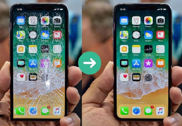 Tại sao chúng ta cần thay màn hình iPhone XS