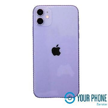 Thay kính lưng iPhone 11 chính hãng, lấy ngay tại Hà Nội