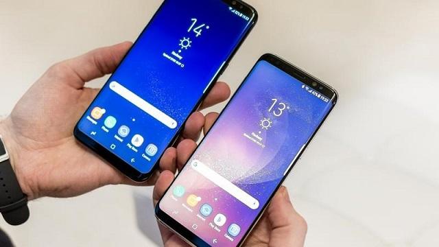 Thay màn hình Samsung S8 bao nhiêu tiền?