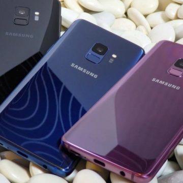 Thay mặt kính sau điện thoại Samsung S9