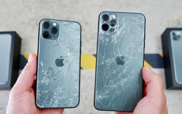 Trường hợp nào cần thay kính lưng iPhone 11 Pro?