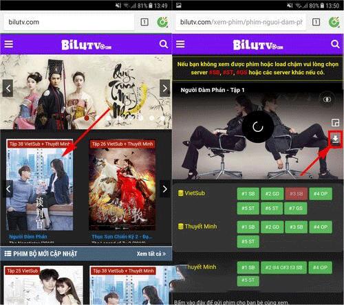 Cách download video từ website không cho download - Yourphone Service