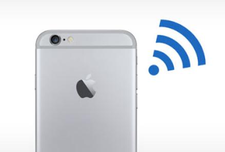iPhone bắt wifi kém do đâu?