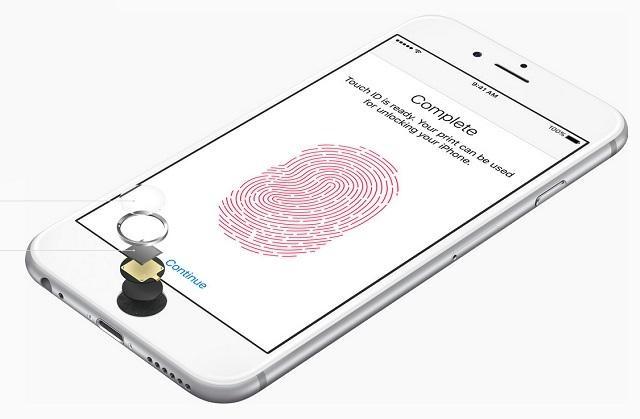 iPhone mất vân tay là gì?