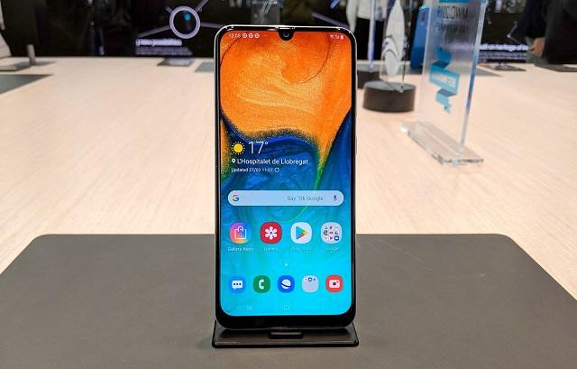 Các vấn đề thường gặp khi sử dụng Samsung A30