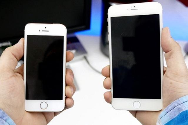 Cách khắc phục iPhone bị đen màn hình