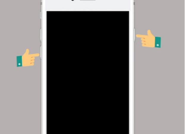 Cách xử lý iPhone bị treo táo bằng thao tác khởi động lại