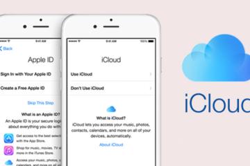 iCloud là gì?iPhone bị dính iCloud có sửa được không?