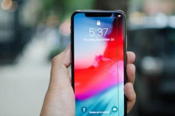 Biểu hiện của lỗi màn hình iPhone bị sọc