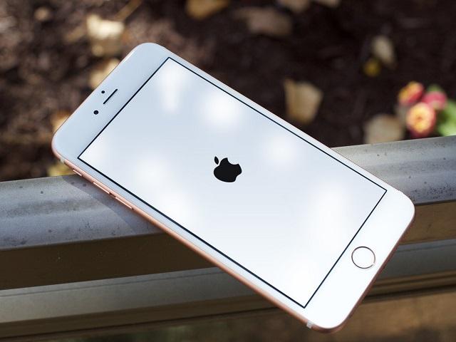 iPhone sập nguồn do lỗi phần mềm