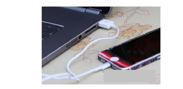 Kết nối iPhone với laptop