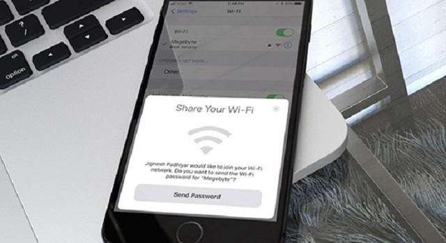 Khắc phục iPhone lỗi mạng