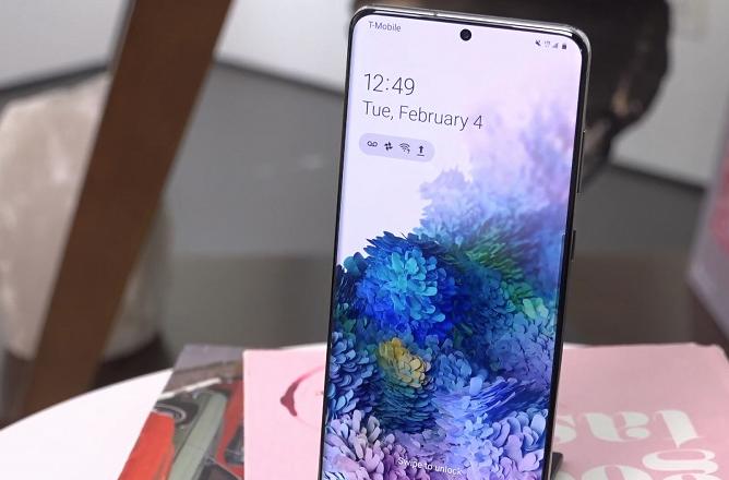 Màn hình Samsung S20 Ultra