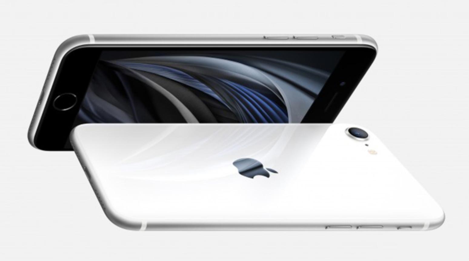 iPhone SE 2020 mới được trang bị một camera sau