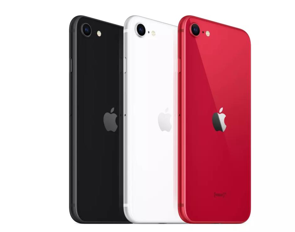 iPhone SE 2020 mới