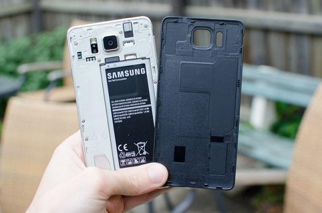 Pin có vấn đề cũng khiến điện thoại không lên nguồn
