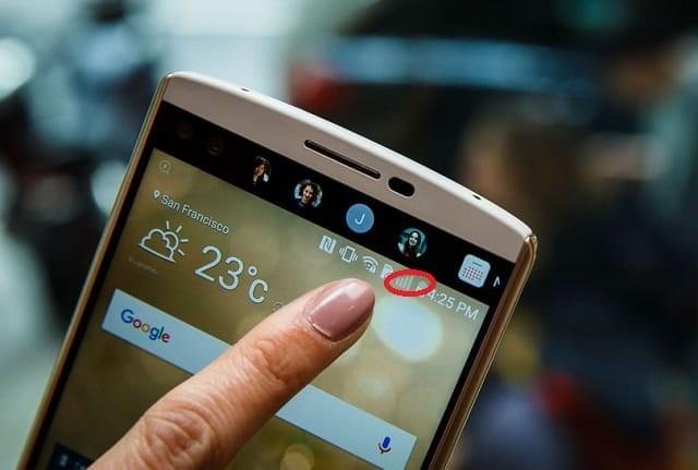 Sóng điện thoại yếu gây ảnh hưởng lớn đến việc liên lạc của người dùng.