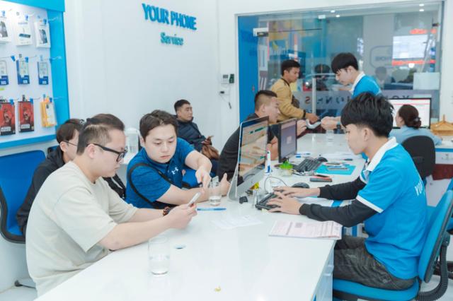 Yourphone Service - Trung tâm sửa chữa uy tín hàng đầu tại Hà Nội