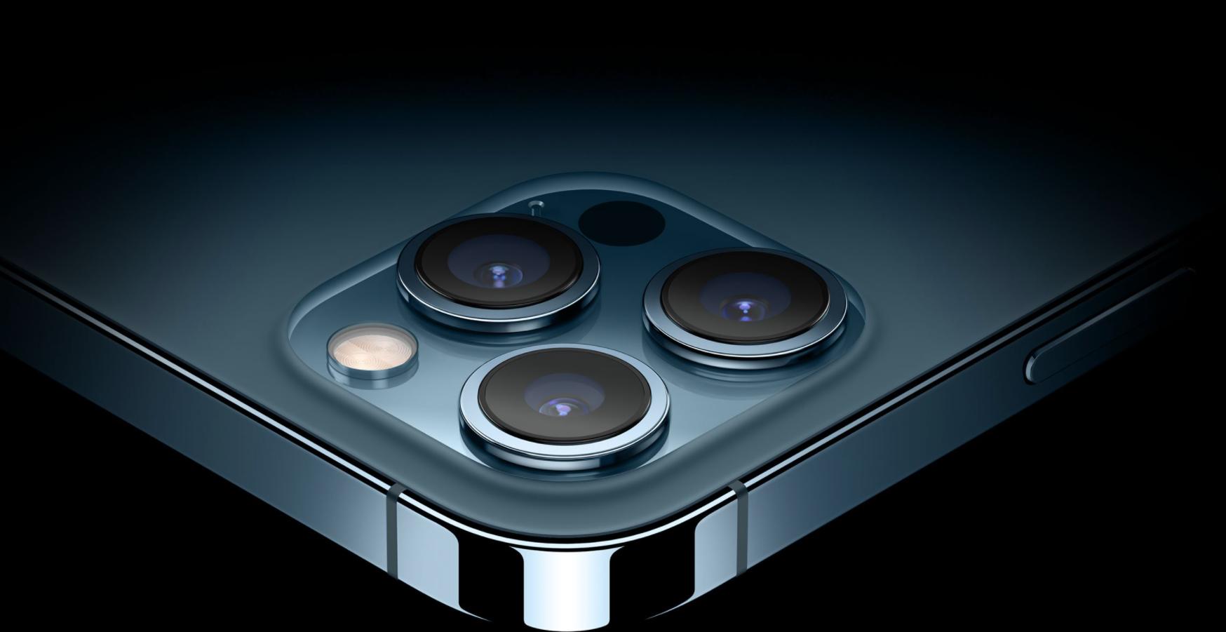 iPhone 12 Pro và 12 Pro Max có camera tốt nhất