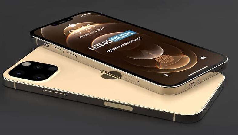 Concept iPhone 13 sắp ra mắt với thiết kế tuyệt đẹp: Notch nhỏ hơn, Touch ID và nhiều hơn thế nữa