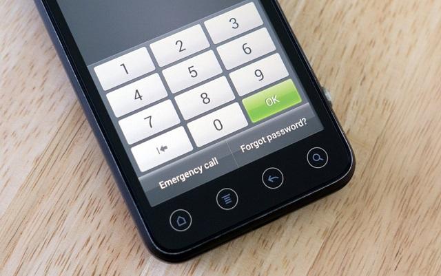 Quên mã pin điện thoại Samsung thì phải làm sao?