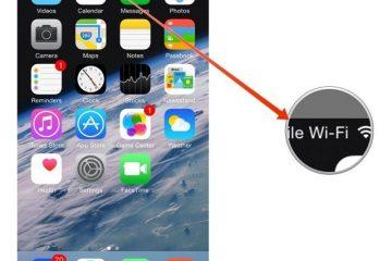 Sửa lỗi iPhone không bắt được wifi